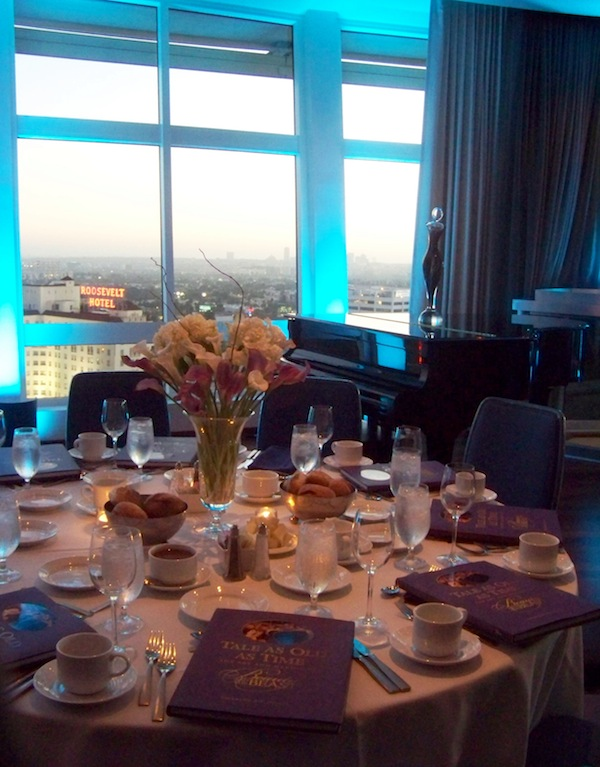 Disney La Penthouse Dinner