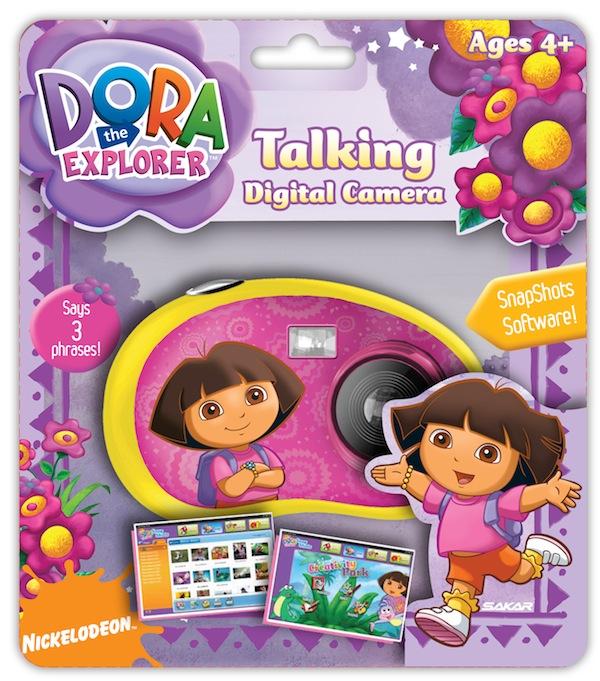 Dora The Explorer Talking Digital Camera