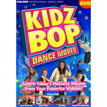 Kidz Bop Dance Moves