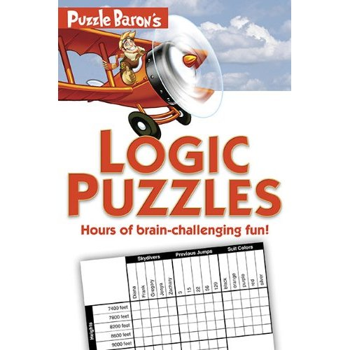 Puzzle Barons Logic Puzzles Cover
