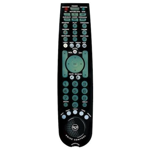 Rca Voice Control Remote