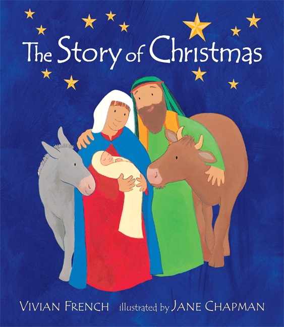 The Story Of Christmas Cover