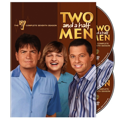Two And A Half Men Season 7 Cover
