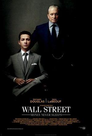 Wall Street Money Never Sleeps Poster