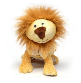 Zoobies Lencho Lion