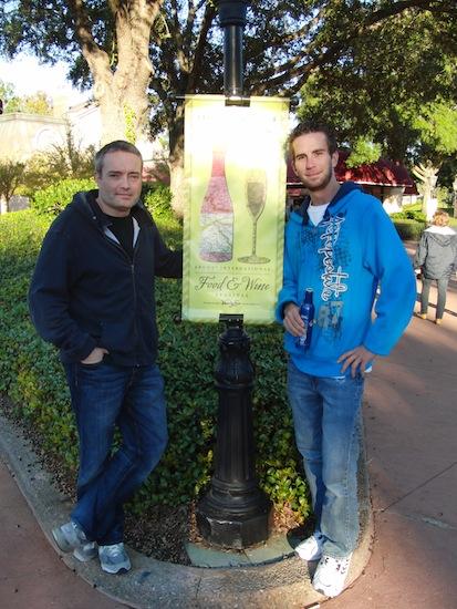 Walt Disney World, Orlando, Florida – Park Hopping Around the World in a Day