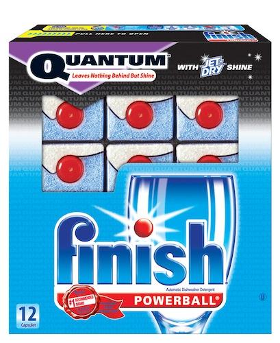 Finish Quantum 12ct