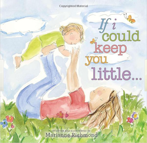 If I Could Keep You Little Cover