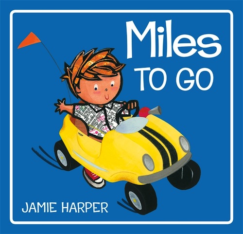 Miles To Go Cover