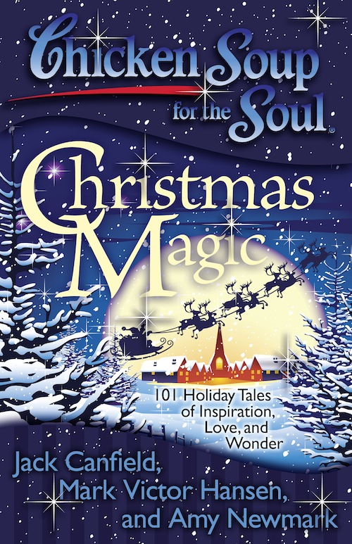 Chicken Soup For The Soul Christmas Magic Cover