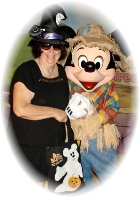 Disney Halloween 2009 a