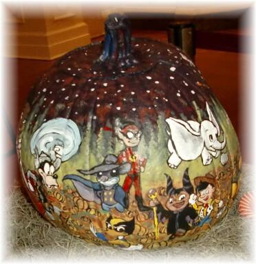 Disney Halloween 2009 b