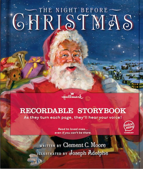 Hallmark Recordable Storybook