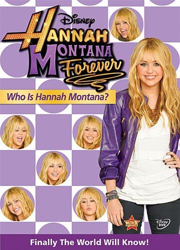 Hannah Montana Forever Dvd Cover