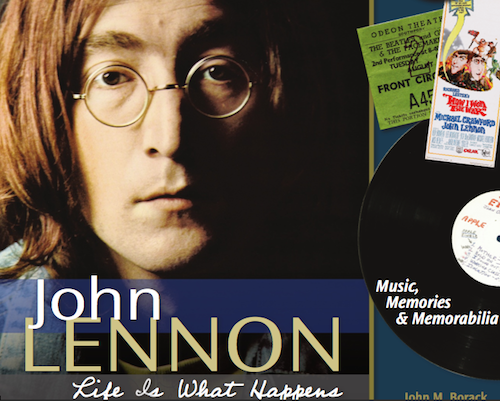 John Lennon: Life Is What Happens