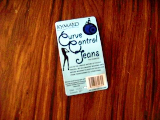Kymaro Jeans Tag