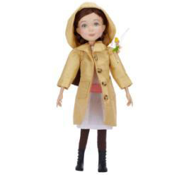 Disney soft Lizzy doll