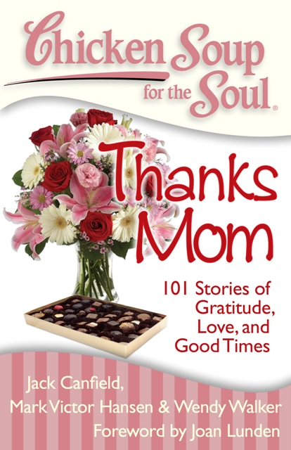 chicken soup for the soul thanks mom book cover