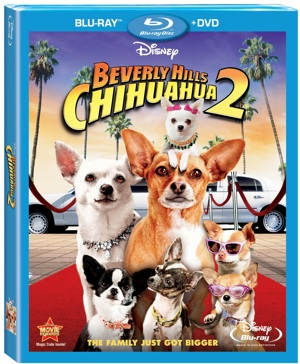 Beverly Hills Chihuahua 2 Cover