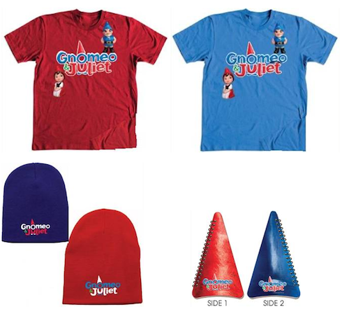 Gnomeo & Juliet Prize Pack