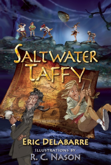 Saltwater Taffy Book Cover