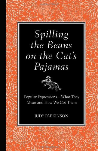 Spilling The Beans On The Cats Pajamas Cover