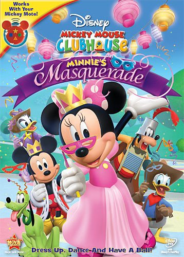 Disney Mickey Mouse Clubhouse Minnie S Masquerade Mickey