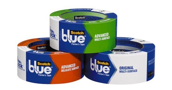 ScotchBlue Painters Tape Products