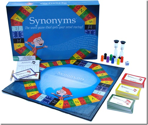 Synonyms Board Game