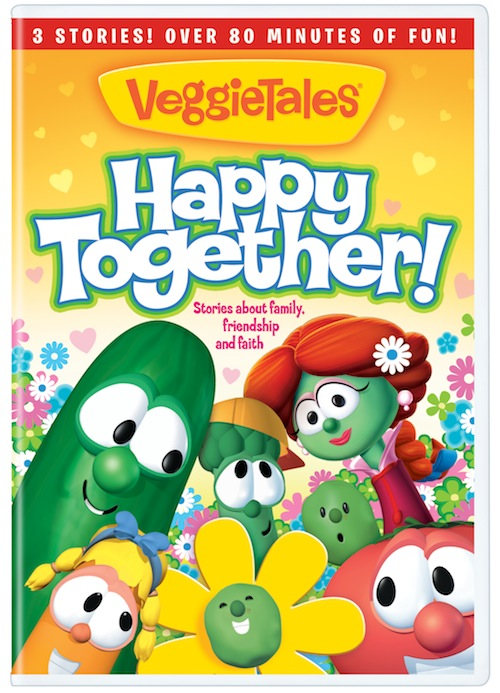 Veggie Tales Happy Together