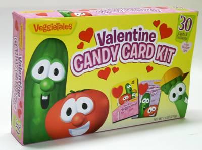 Veggie Tales Valentine Kit