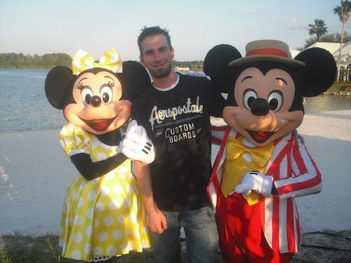 Et Mickey Minnie