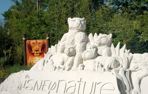 Sand Sculptures To Save The Savannah