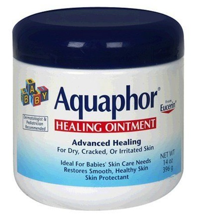 Eucerin aquaphor healing ointment and lip repair review for Is aquaphor good for new tattoos