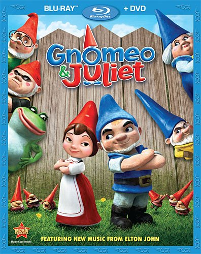 Gnomeo And Juliet 2011 FRENCH [BluRay 720P] [FS][US]
