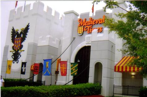 Medieval Times, Kissimmee, Florida – Here and There – Family ...
