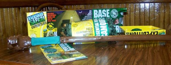 Backyard Safari Toys