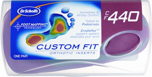 Dr Scholls Custom Fit Orthotic Insert