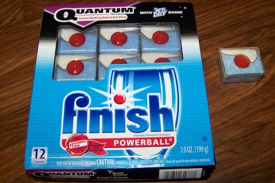 Finish Quantum Package