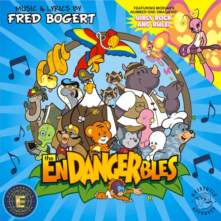 Endangerbles Cd Cover