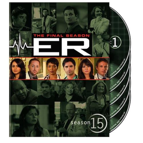 ER Season 15 Cover