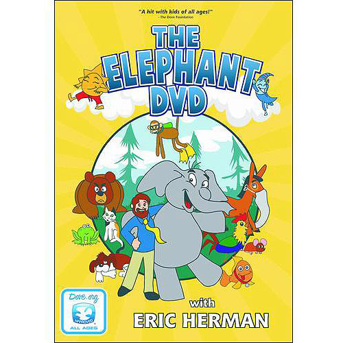 The Elephant Dvd Cover