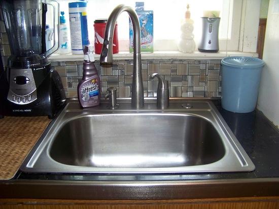 Affresh Sink