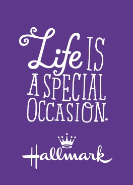 Hallmark Life Is A Special Occasion Banner