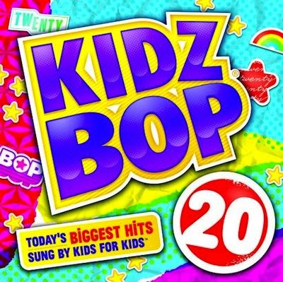 Kidz Bop 20 Cd Cover