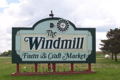 The Windmill Farmer's Market, Penn Yan, NY