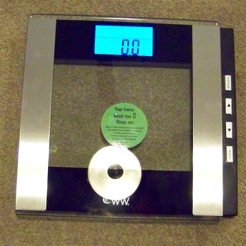 Conair Weight Watchers Scale