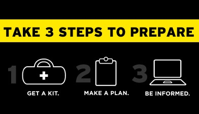 Emergency Preparedness Steps