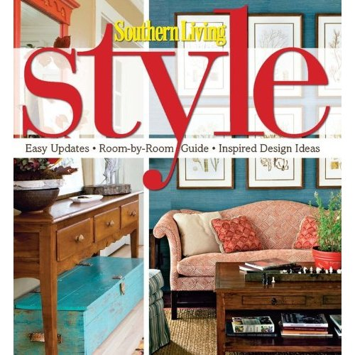 Southern Living Style Cover