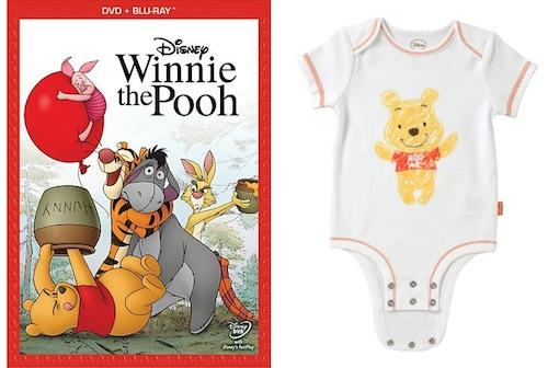 Pooh Movie Prize Pack